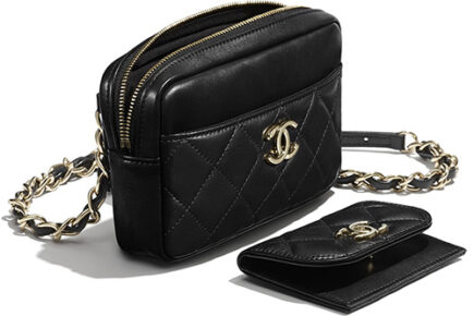 Chanel Waist Bag With Pouch thumb