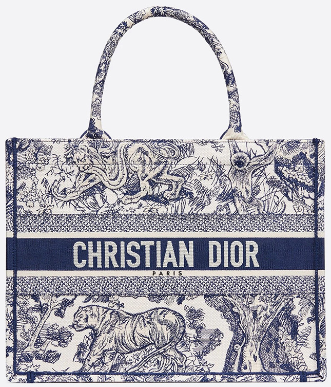 Dioriviera Toile de Jouy Bag Collection