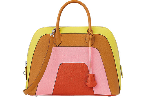 Hermes Bolide Rainbow Bag thumb