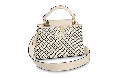 Louis Vuitton Capucines Garden Party Bag thumb