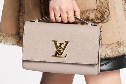 Louis Vuitton Lockme Short Handle Bag thumb