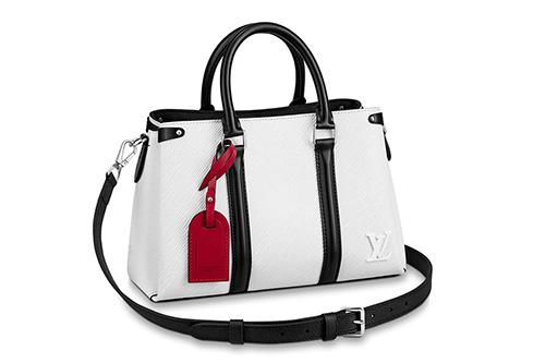 Louis Vuitton Soufflot Epi Bag thumb