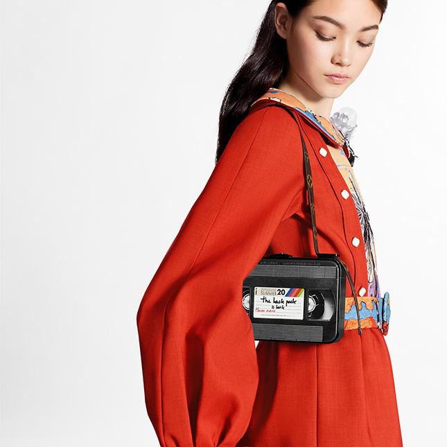 Louis Vuitton Video Clutch Bag