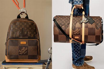 Louis Vuitton x Nigo Bag Collection thumb