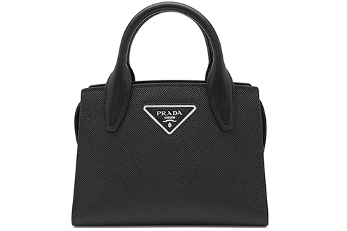 Prada Saffiano Short Handle Bag thumb