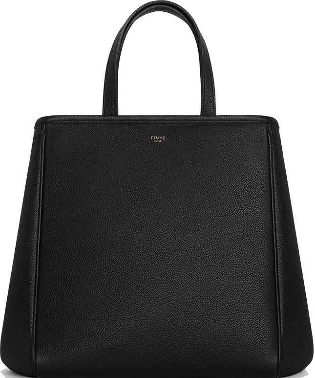 Celine Folded Cabas Bag