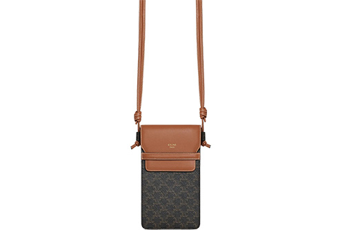 Celine Triomphe Phone Pouch thumb