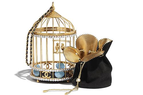 Chanel Bird Cage Bag thumb
