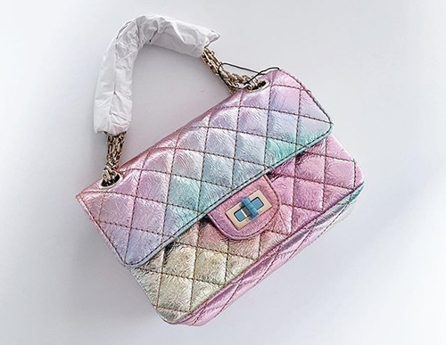 Chanel Reissue . Rainbow Bag thumb