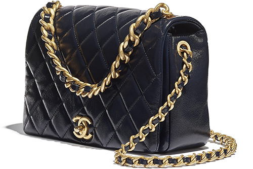 Chanel Seasonal Classic Flap Bag From Pre Fall Collection thumb