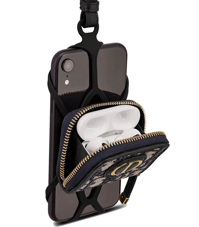 Dior Montaigne Phone Cover With Airpods Pro