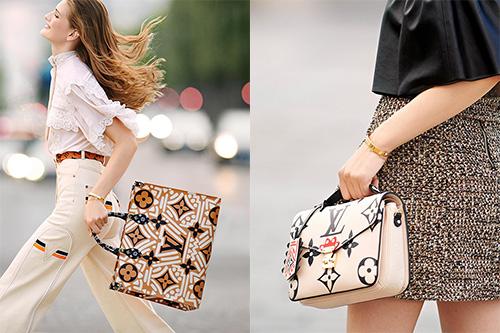 Louis Vuitton Crafty Bag Collection thumb