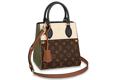 Louis Vuitton Fold Bag thumb
