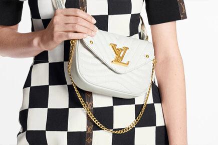 Louis Vuitton New Wave Multi Pochette Bag thumb
