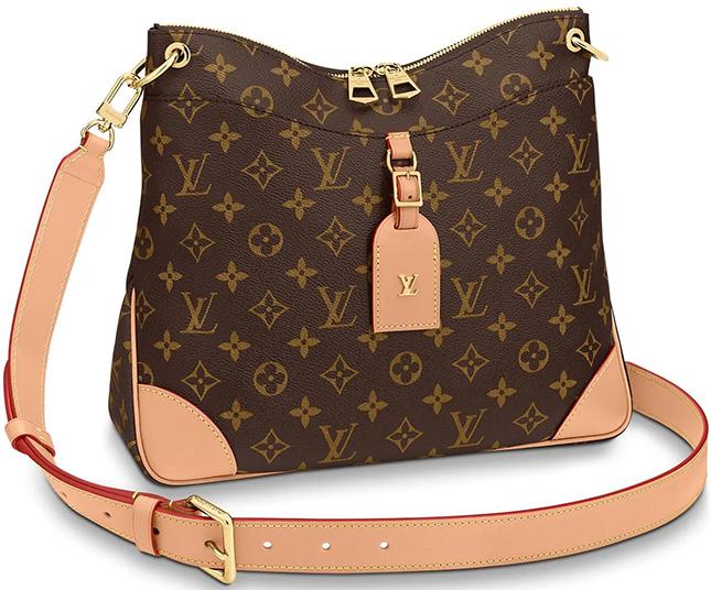 Louis Vuitton Odeon Bag