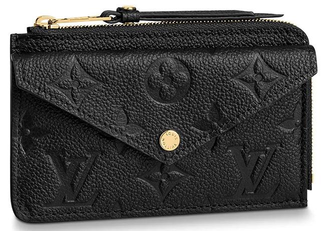 Louis Vuitton Rectro Verso Card Holder