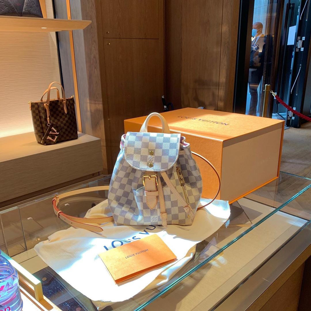 Louis Vuitton Sperone BB Bag