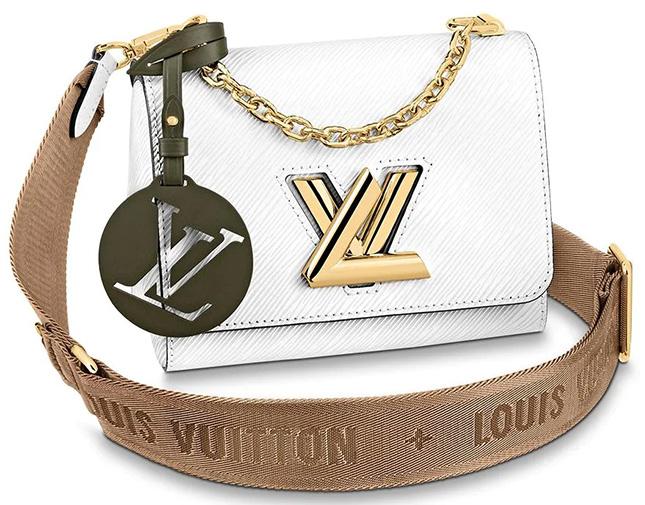 Louis Vuitton Sporty Twist Bag