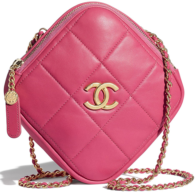 Chanel Diamond Bag