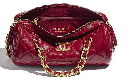 Chanel Mini Bowling Bag thumb