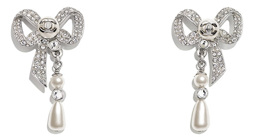 Chanel Pre Fall Earring Collection thumb