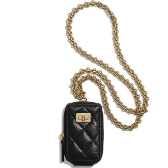 Chanel Ultra Mini Reissue . Clutch With Chain Or Airpod Case thumb