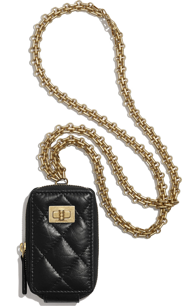 Chanel Ultra Mini Reissue . Clutch With Chain Or Airpod Case