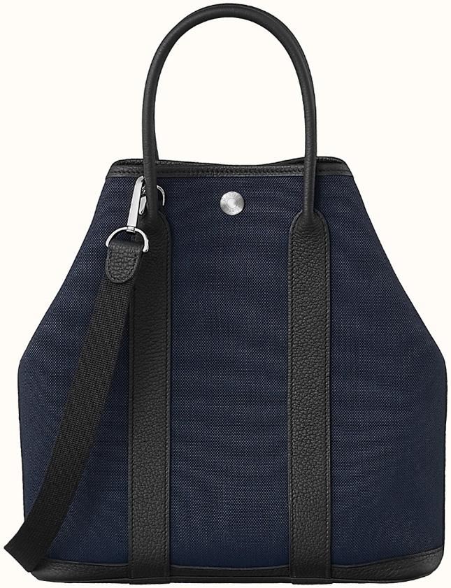Hermes Garden File Bag