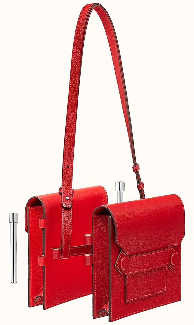 Hermes Twins Bag
