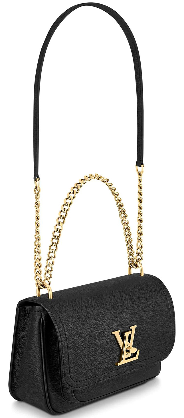 Louis Vuitton LockMe Chain Bag