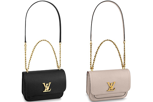 Louis Vuitton LockMe Chain Bag thumb