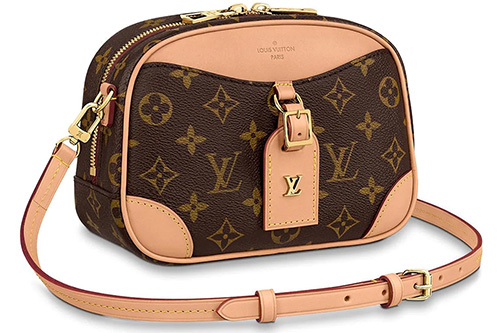 Louis Vuitton Mini Deauville Bag thumb