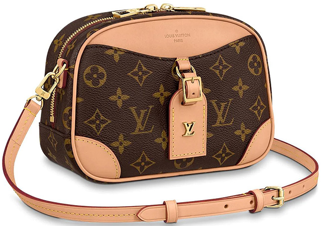 Louis Vuitton Mini Deauville Bag