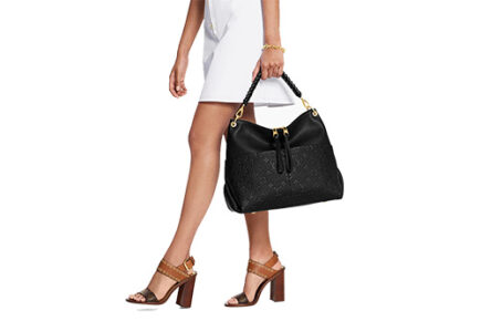 Louis Vuitton Monogram Empreinte Maida Hobo Bag thumb