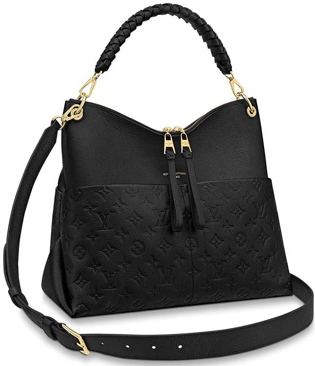Louis Vuitton Monogram Empreinte Maida Hobo Bag