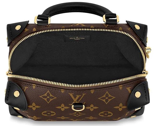 Louis Vuitton Petite Malle Souple Bag V
