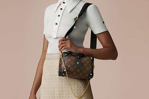 Louis Vuitton Petite Malle Souple Bag V thumb