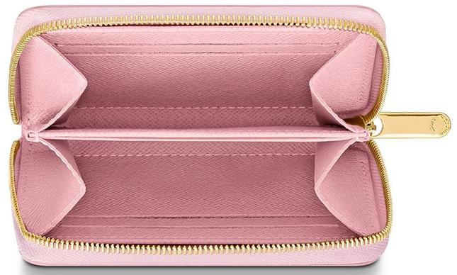 Louis Vuitton Zippy Coin Padlock Purse