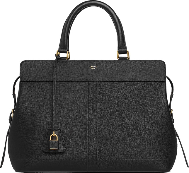 Celine Cabas De France Bag