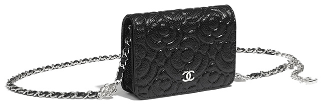 Chanel Camellia Belt Bag