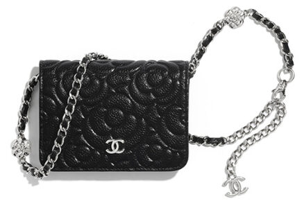 Chanel Camellia Belt Bag thumb