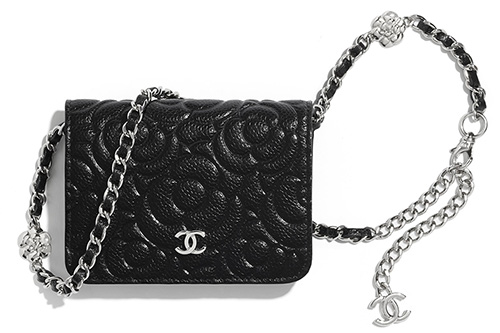 Chanel Camellia Belt Bag thumb