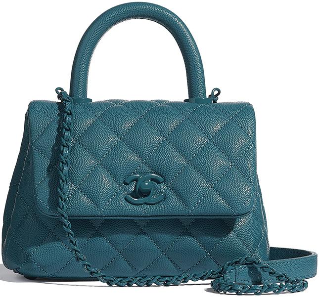 Chanel Coco Handle Ultra Matte Bag