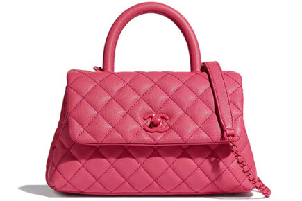 Chanel Coco Handle Ultra Matte Bag thumb