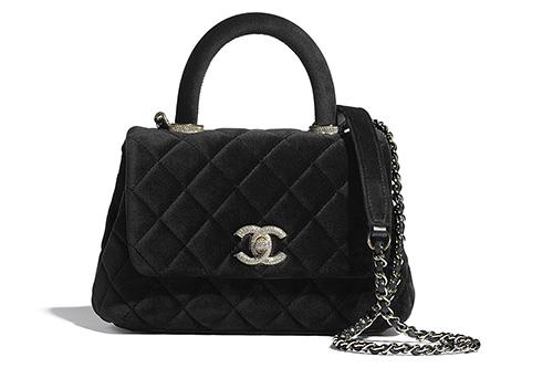Chanel Extra Mini Coco Handle Bag thumb