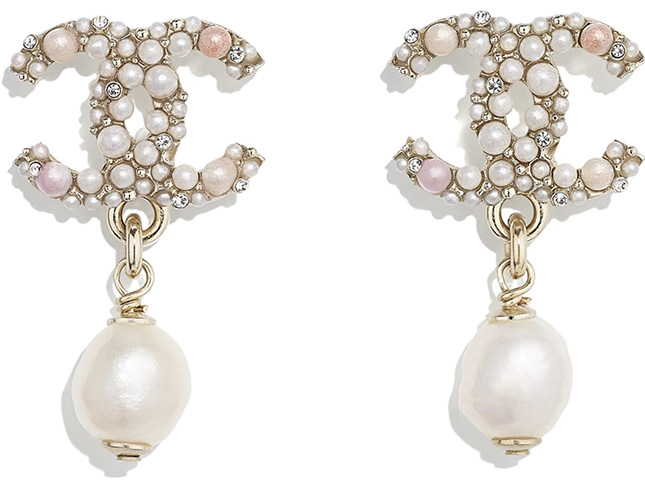 Chanel Fall Winter Earring Collection Act