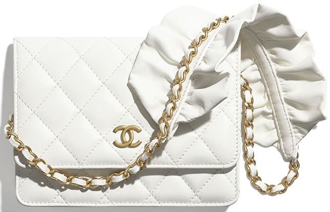 Chanel Mini WOC Wallet On Chain Bag