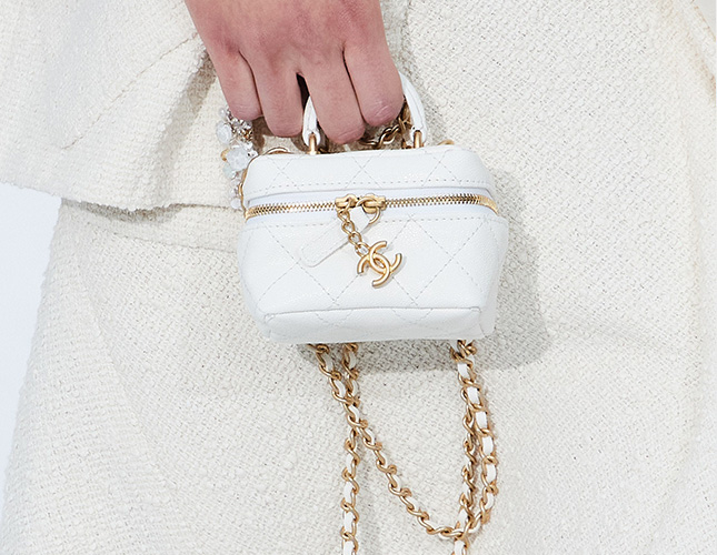 Chanel Spring Summer Runway Bag Collection