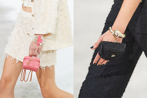Chanel Spring Summer Runway Bag Collection thumb