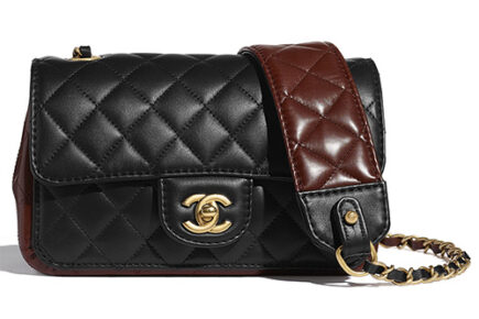 Chanel Strap Into Bag thumb